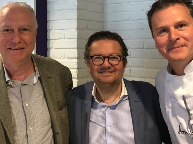 Topchefs, Anderlecht en GaultMillau: klaar voor gastronomische Champions League