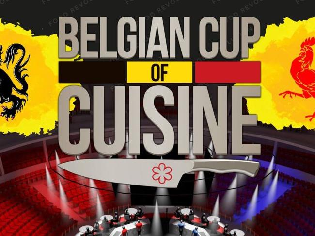 Vlaanderen wordt tweede in knotsgekke gastronomische wedstrijd
