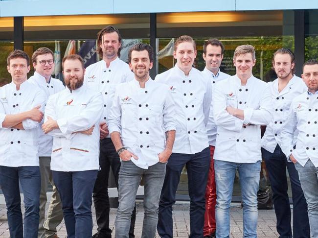 The Young Masters: 14 Belgische topchefs verenigen zich in creatief labo
