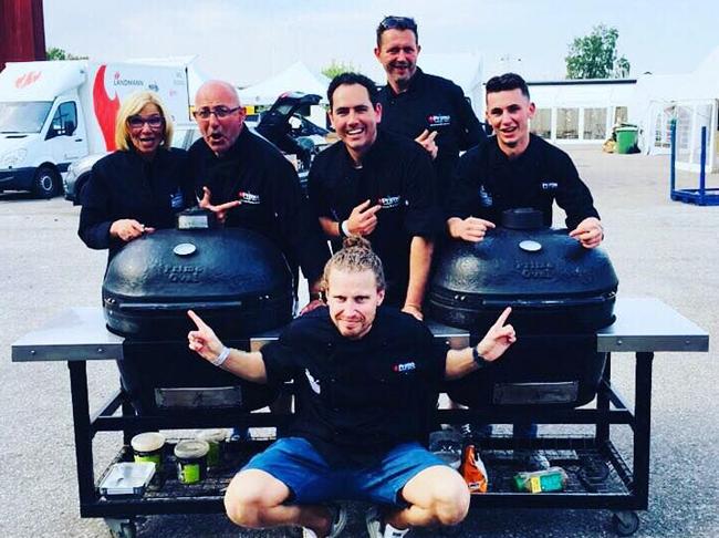 Europees Kampioenschap Barbecue: Belgisch team overweldigend winnaar