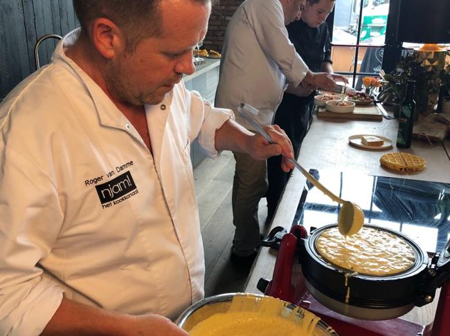 Unieke wafels en zomercarbonara op Lekker Klassiek Festival