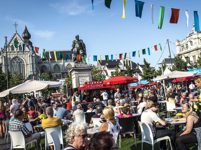 Bollekesfeesten: 3 dagen in de ban van wat Antwerpen mooi en lekker maakt