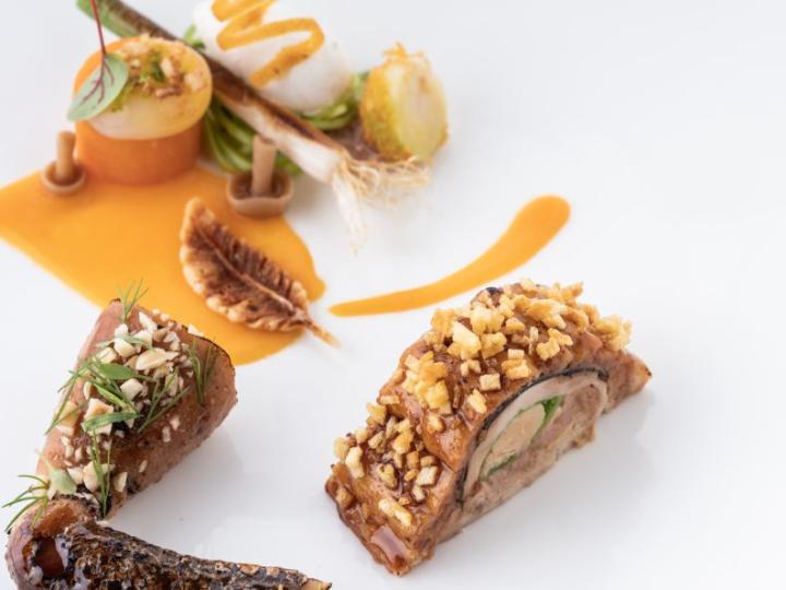 Het Young Chefs menu – verfijning, complexiteit en maturiteit