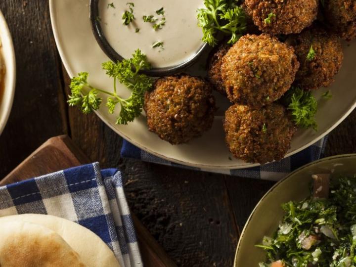 Zo maak je de beste falafels: 5 tips