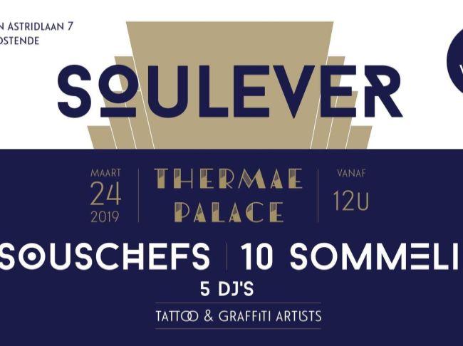 Soulever: Nieuw festival zet souschefs en sommeliers in de kijker