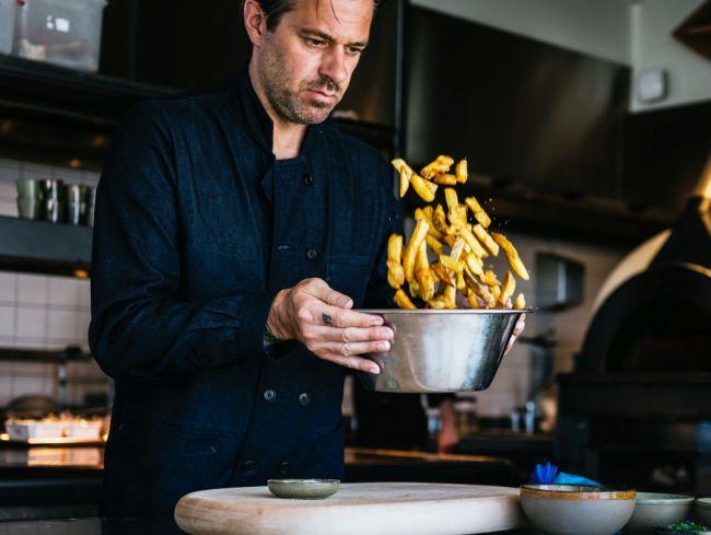 Sergio Herman verrast in Frites Atelier met 'dagschotels' in brasseriestijl