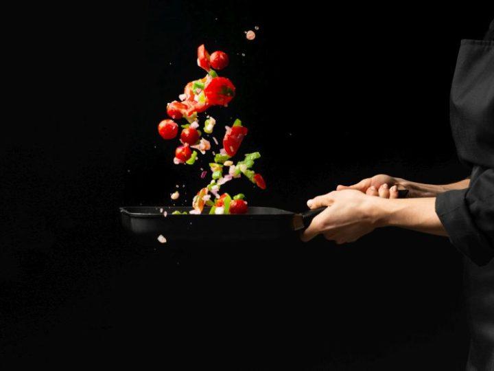 Wie van deze drie wordt Best Vegetable Restaurant in België?
