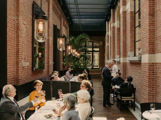"""Nick Bril over z'n nieuwe restaurant: """"Niet in hokjes denken"""""""