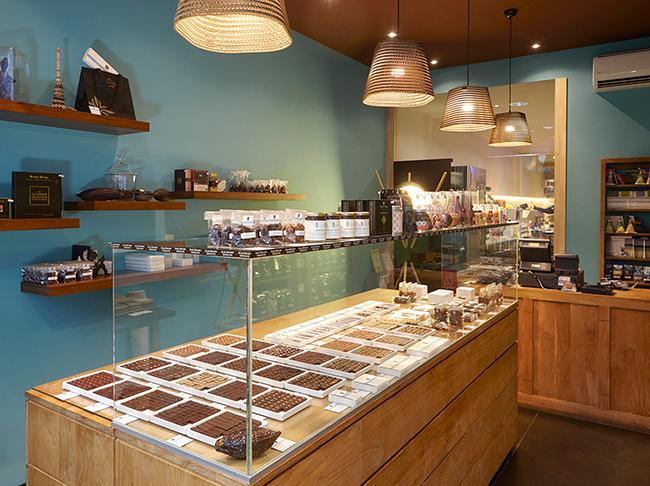 Chocolatier Hilde Devolder