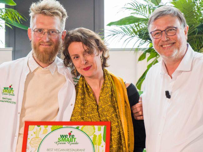 Belgisch restaurant verkozen tot best veganistisch restaurant ter wereld