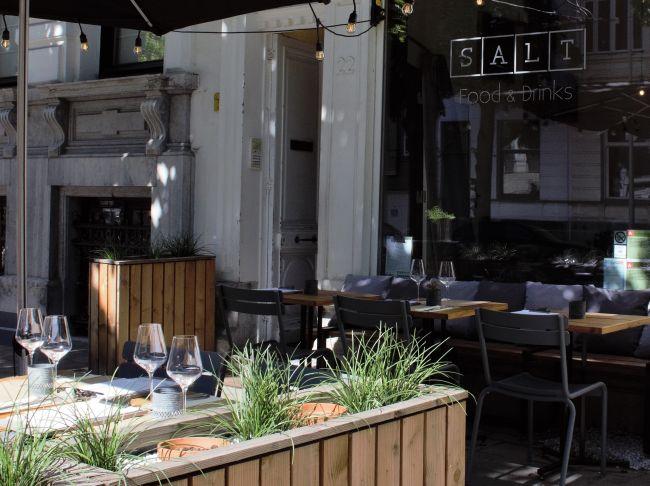 Salt: pittig nieuw adresje op het Antwerpse Zuid