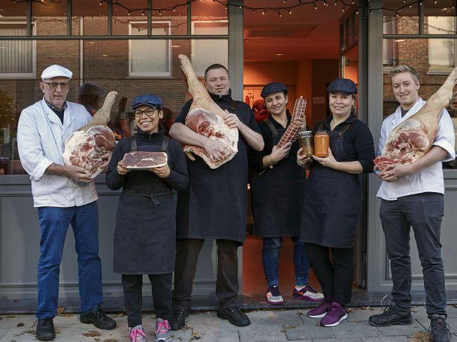 Belgische slagerij breekt medaillerecord in internationale competitie