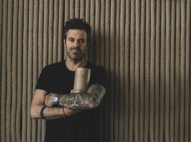 Sergio Herman brengt eigen koffiemerk op de markt
