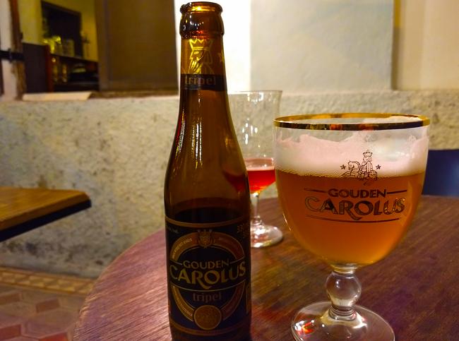Gouden Carolus Bier