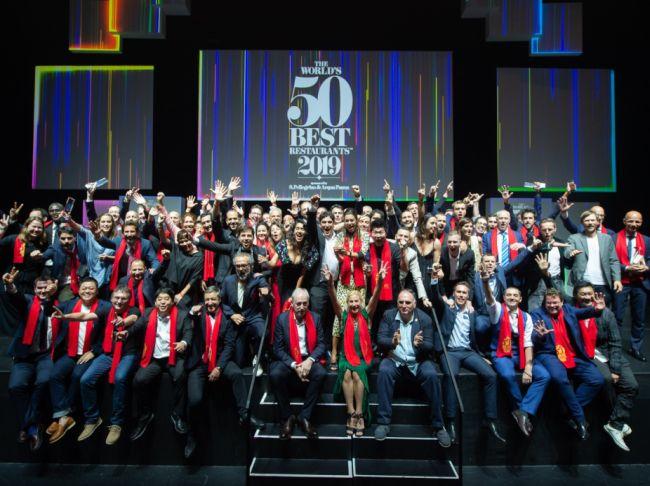 Veel nieuwkomers in World's 50 Best Restaurants – met opnieuw een Belg