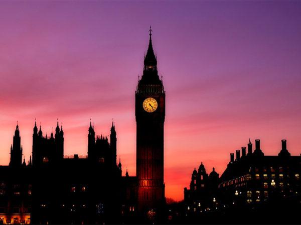 Londen Big Ben Parliament
