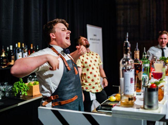 Jong Antwerps toptalent naar wereldfinale cocktailwedstrijd
