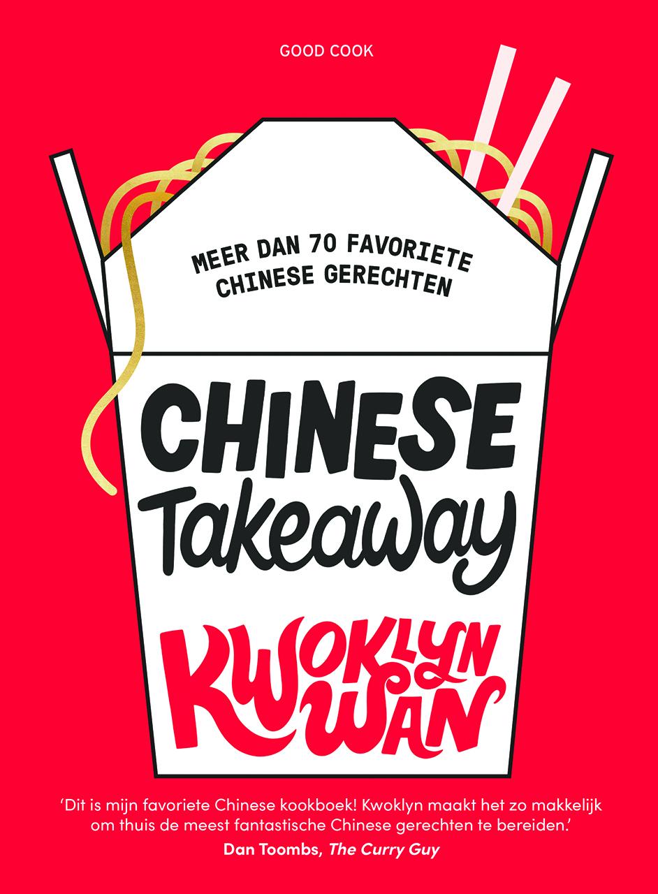 Chinese Takeaway boek