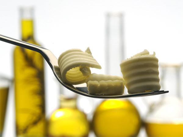 Olijfolie en Boter