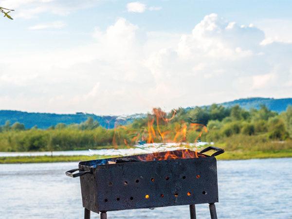 bbq barbecue schoonmaken