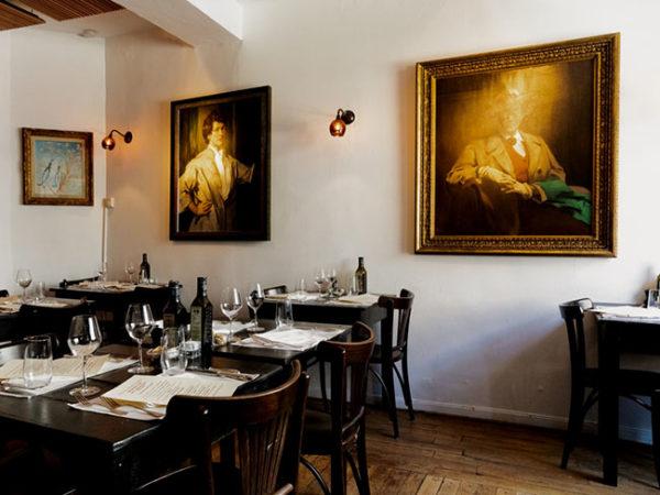Wine Bar des Marolles uitgelicht