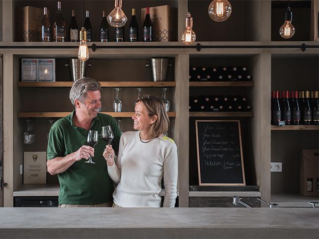 Wijndomein Nobel, een nieuwe generatie wijnliefhebbers is opgestaan