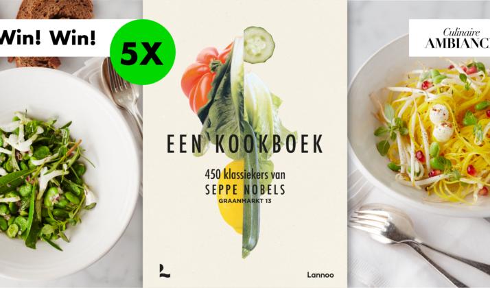 Wedstrijd Kookboek