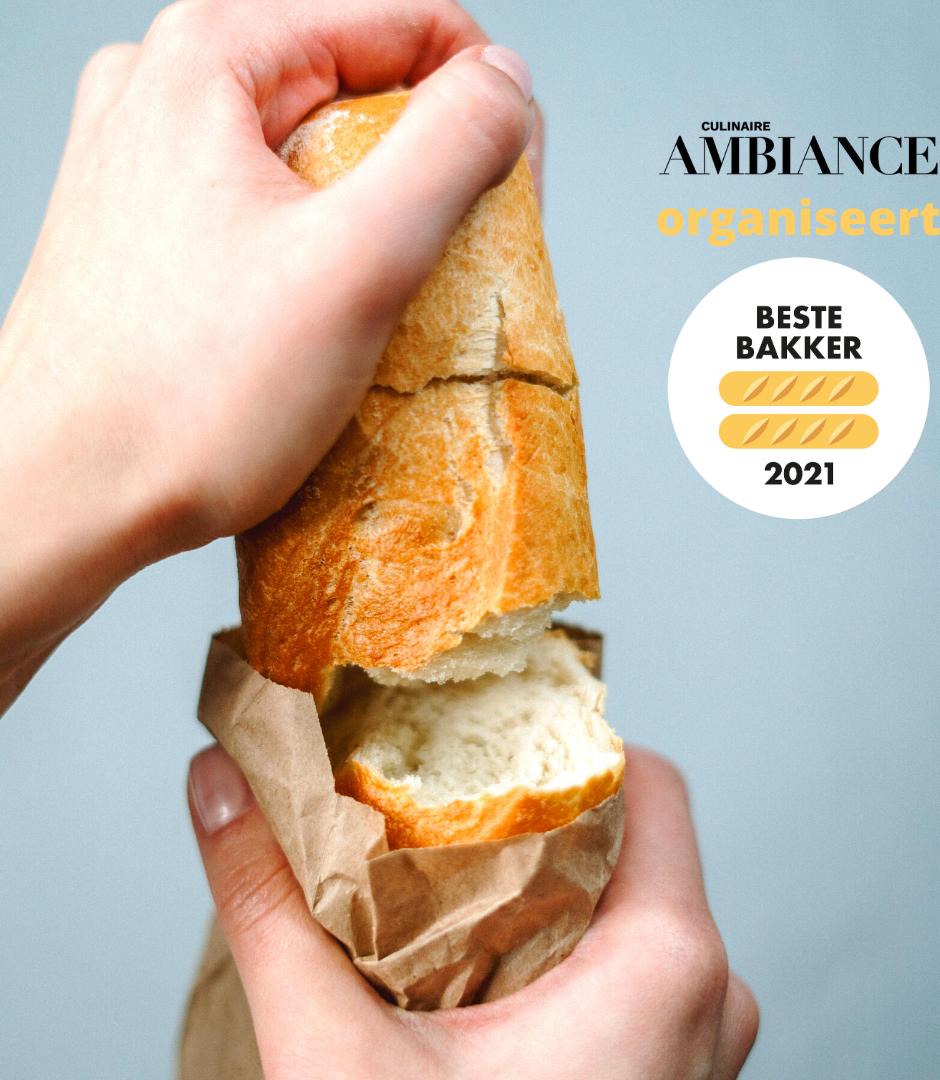 Wedstrijd: één jaar elke zondag gratis naar je favoriete bakker
