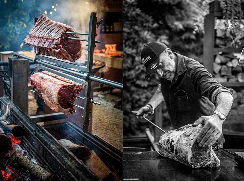 Luc De Laet: 'Ook ik ben grote voorstander van minder vlees'