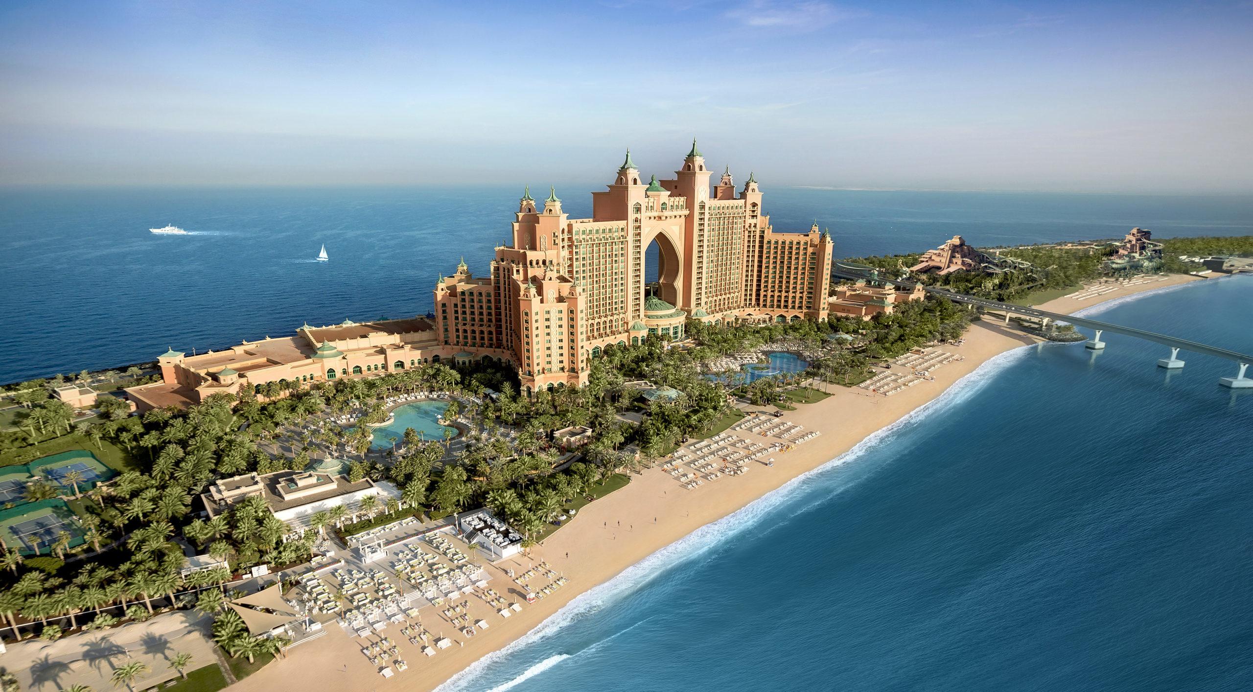 De meest adembenemende luxe: Atlantis Dubai