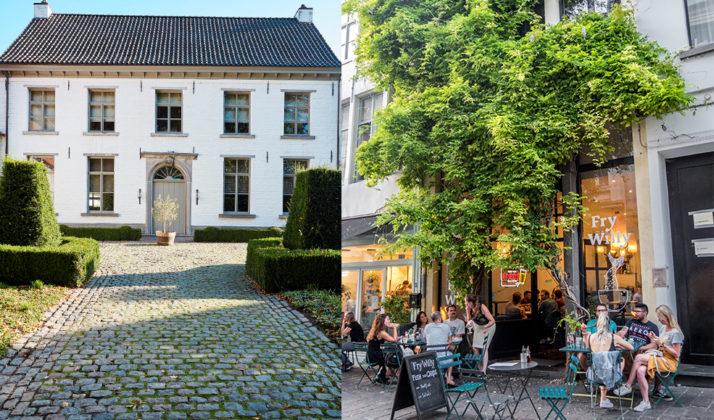 Terrassen Oost-Vlaanderen